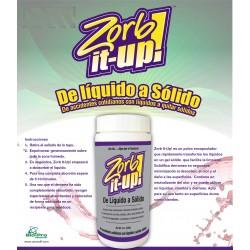 Zorb it-up!