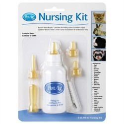 Biberón PetAg Nursing Kit 2 oz.