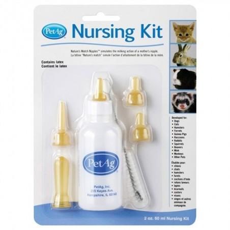 Biberón PetAg Nursing Kit 2 oz.