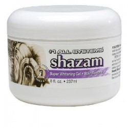 SHAZAM Super Whitening Gel - 1 All Systems