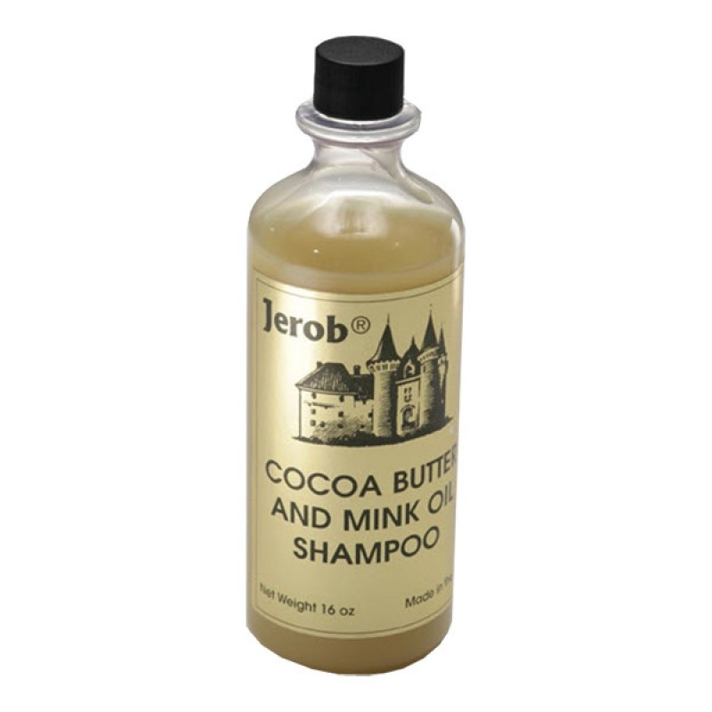 Jerob Cocoa Butter and Mink Oil Shampoo