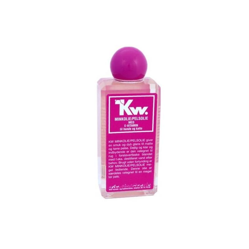 Aceite de Visón Puro con vitamina E - KW