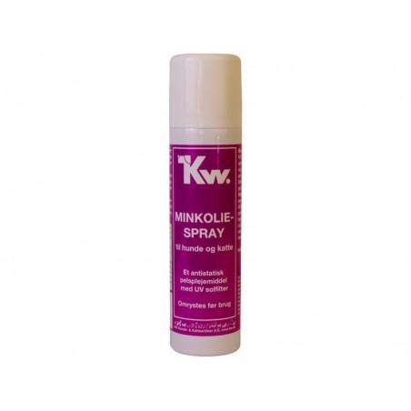 Spray de aceite de visón con lanolina - KW