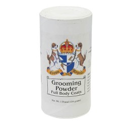 Polvos de Grooming Crown Royale