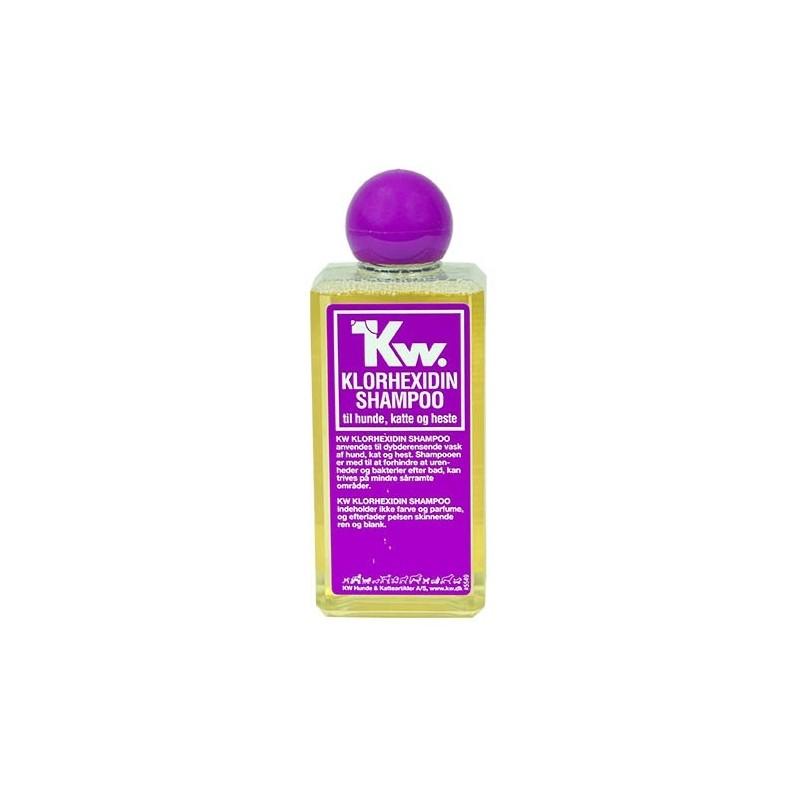 Champú de Clorhexidina Kw