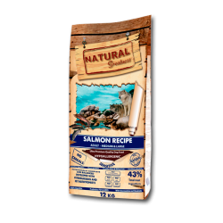 Receta Salmón Sensitive Medium - Large (PERRO) - NATURAL GREATNESS