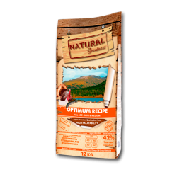 Receta Optimum Mini - Medium (PERRO) - NATURAL GREATNESS