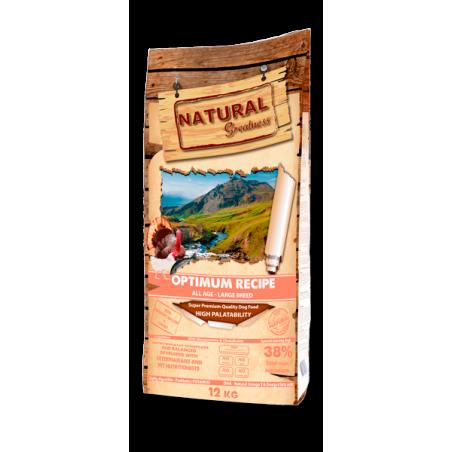 Receta Optimum Large Bread (PERRO) - NATURAL GREATNESS