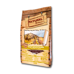 Receta Top Mountain (GATO) - NATURAL GREATNESS