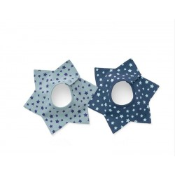 Baberos Burp Star