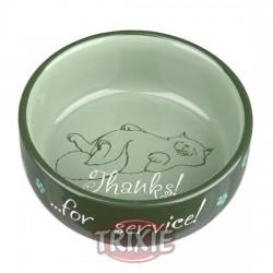 Comedero Trixie Thanks de porcelana