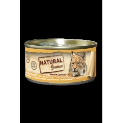 Pechuga de Pollo - Alimento complementario (GATO) - NATURAL GREATNESS